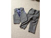 Toddler boys 2 piece suit EUC from Next