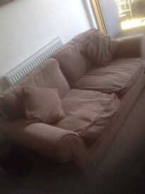 2 Seater Sofa, Pick up only6