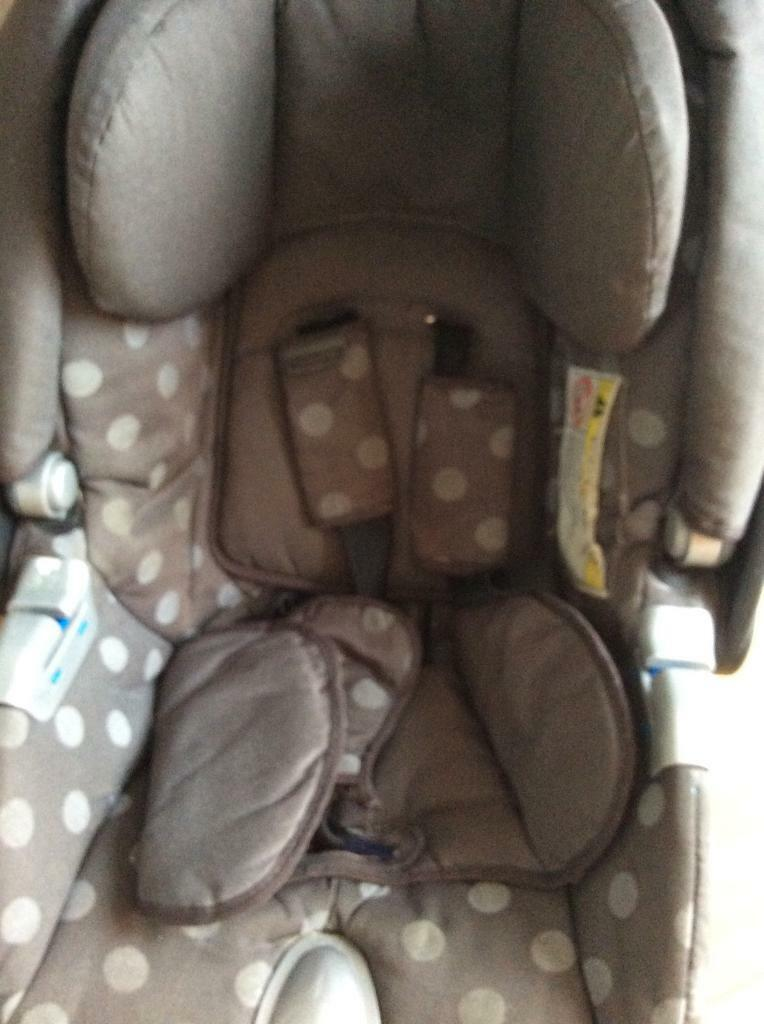 Make an offer - baby sling, pushchairx2, car seat, Moses basket and stand, baby coat and boots