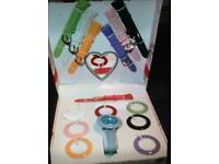 Changeable watch set