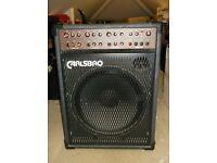 Carlsbro K115 Keyboard and Bass amplifier