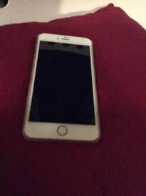 iPhone 6s plus unlocked 16GB-rose gold