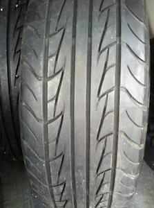 4 - Uniroyal Tiger Paw All Season Tires with Good Tread - 225/60 R17