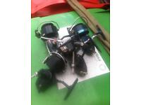Older fishing Tackle wanted reels tackle ect