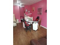 Nail business for sale