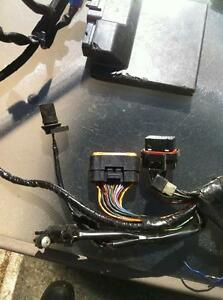 2009 YAMAHA R1 MAIN HARNESS WITH ECU AND IGNITION SET Windsor Region Ontario image 8