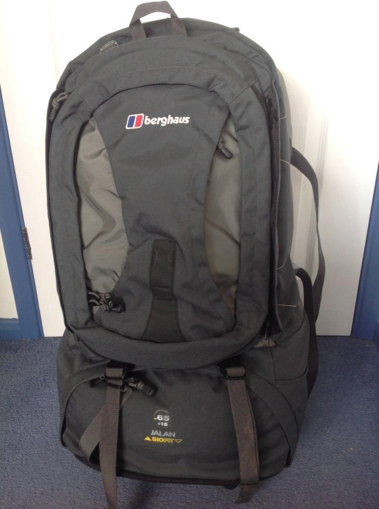 Blue Berghaus Silhouette rucksack   in Mill Hill, London   Gumtree 6f6b72077c