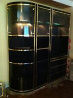 Wall unit 5 pieces - Reasonable offers will be accepted.