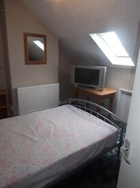 Double rooms in friendly shared house Beeston, LS11