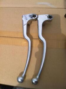 2014 YAMAHA R6R REAR PEGS AND LEVERS WITH ONLY 50 MILES ON THEM