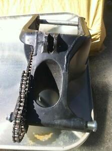 2009 YAMAHA R1LE  SWING ARM AIR BOX FUEL INJECTION WITH 20000KM
