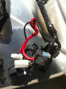 2009 YAMAHA R1 MAIN HARNESS WITH ECU AND IGNITION SET Windsor Region Ontario image 7