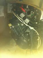 PARTING OUT A 2009 YAMAHA R6R SAME LIKE 08-14 WITH 1000KM