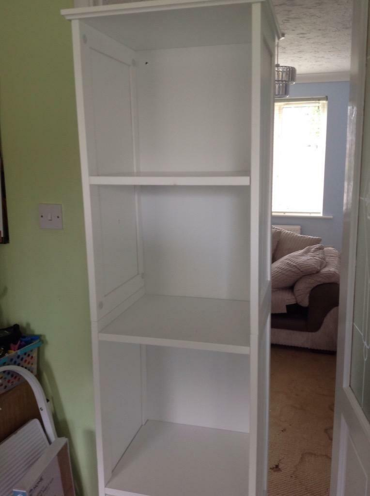 White bathroom tall boy buy sale and trade ads great prices for Bathroom cabinets gumtree