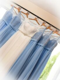 4 bridesmaid dresses for sale