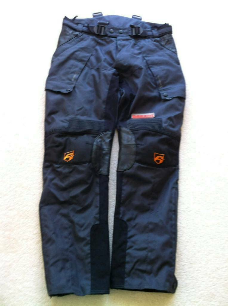Akito desert motorbike trousers size xl