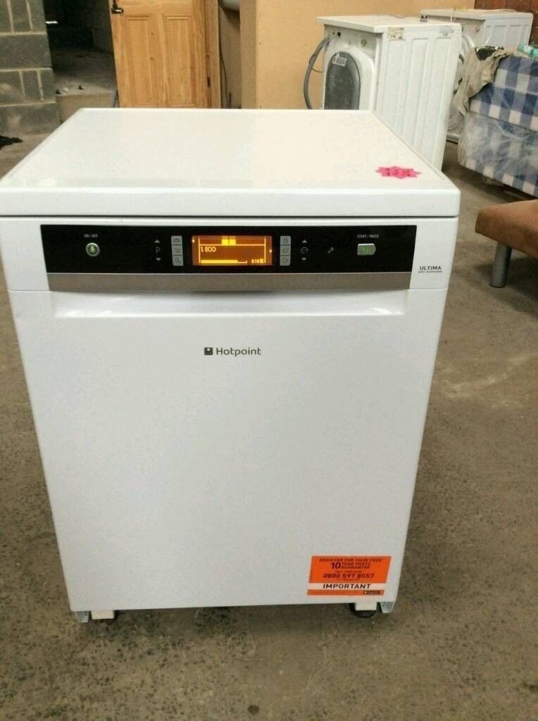 Brand New Hotpoint Ultima A++ Class 12place Dishwasher