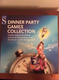 Dinner Party Games Collection