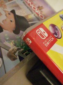 Nintendo Switch Games - Mario, Zelda, Arms, Xenoblade, Puyo Puyo Tetris, Street Fighter, Monopoly