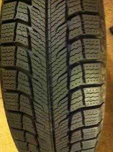 4 - Michelin X-Ice Winter Tires - 175/70 R13 - (new, never mounted)