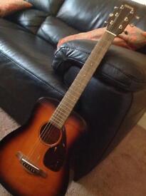 Yamaha FG-junior JR2S TBS acoustic guitar