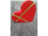 Valentines Gift Heart Box