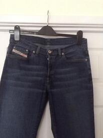 Women's Diesel jeans w32 l34