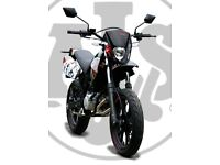AJS JSM 50, 50cc MOPED. 16 YEAR OLD LEGAL SUPERMOTO, FINANCE AVAILABLE.