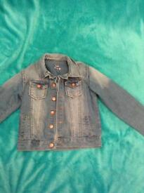 Denim 10-11 jacket