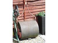 Garden Roller, useful as a garden ornament