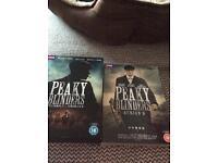Peaky blinders dvds
