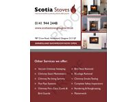 Stove & Chimney Sweeping Services
