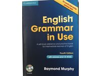 English Grammar in Use - Fourth Edition - with answers and CD-ROM