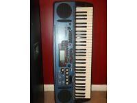 DJX keyboard