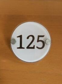 House, Flat or Apartment Door Number 125