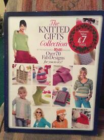 The Knitted Gifts Collection. Over 70 Fab Designs for you to try