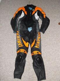 Texport 2 x Piece Motorcycle Leathers.