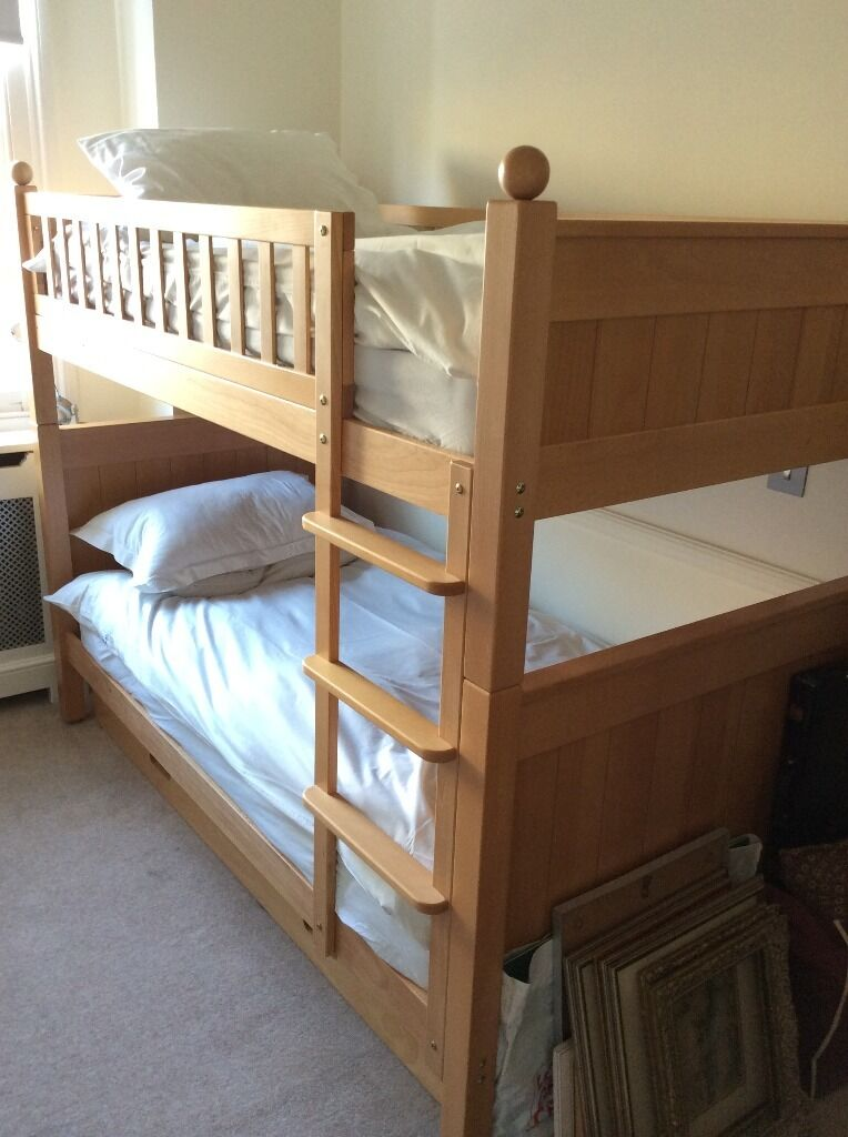 Aspace New England Beech Bunk Beds Buy Sale And Trade Ads