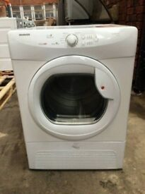 White Hoover VisionHD 9Kg Sensor Condenser Tumble Dryer (BRING YOUR OLD ONE AND GET NEW -25%)