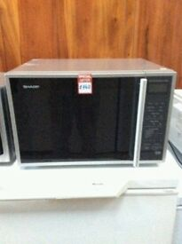 Brand New Silver&Black SHARP Microwave Oven For Sale