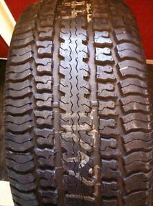 2 - New BF Goodrich Sport Truck TA All Season Tires - Load Range C - LT 285/60 R16