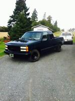 1995 gmc1500 forsale or trade! 1500$
