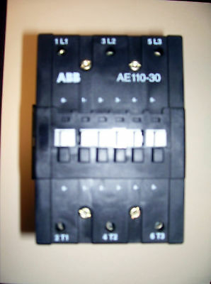 Abb Contactor Ae110-30 3phase
