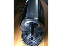 Used Nespresso by Krups machine