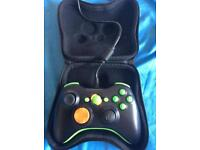 Scuf gaming Xbox 360 controller with back paddles