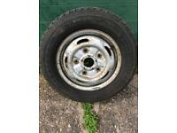 Ford Transit spare wheel 15inch