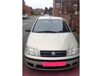 Fiat Punto 1.2 Active 2005 For Spares Or Repairs