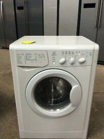 White Indesit A+ Class Wash&Dryer 7/4 kg Spin 1200 £150
