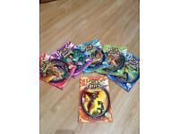 Beast quest books series 3 (13-18)!!!!