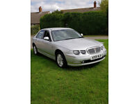 Rover 75 2004 1800cc Petrol. 24987 miles 1 owner from new